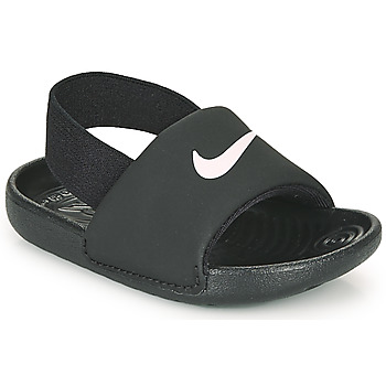 Sapatos Criança chinelos Nike KAWA TD Preto