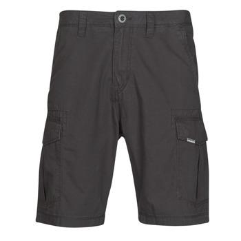 Textil Homem Shorts / Bermudas Volcom MITER II CARGO SHORT Preto