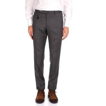 Textil Homem Calças Incotex 1AT030 1394T Cinza