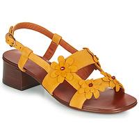 Sapatos Mulher Sandálias Chie Mihara QUESIA Amarelo