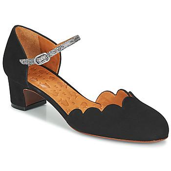 Sapatos Mulher Escarpim Chie Mihara UKUMA Preto