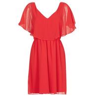 Textil Mulher Vestidos curtos Naf Naf LAZALE Vermelho