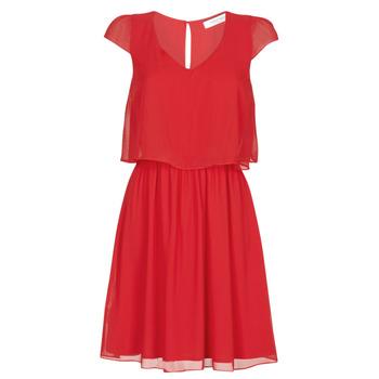 Textil Mulher Vestidos curtos Naf Naf NEW JOEY Vermelho