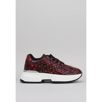 Sapatos Homem Sapatilhas Funhouse F1815803 Vermelho
