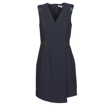 Textil Mulher Vestidos curtos Morgan RNEW Marinho