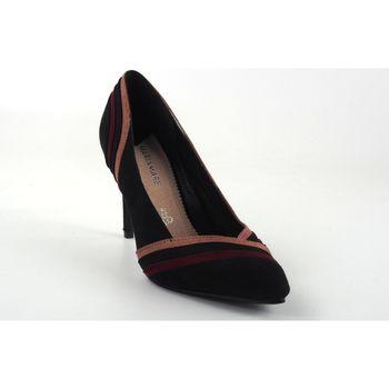 Sapatos Mulher Escarpim Maria Mare Sapato de senhora  62652 preto Preto