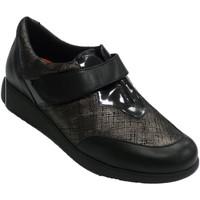 Sapatos Mulher Mocassins Doctor Cutillas Sapato feminino para modelos Doctor Cuti negro