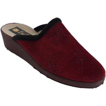 Sapatos Mulher Chinelos Made In Spain 1940 Inverno mulheres tênis aberto por trás L burdeos
