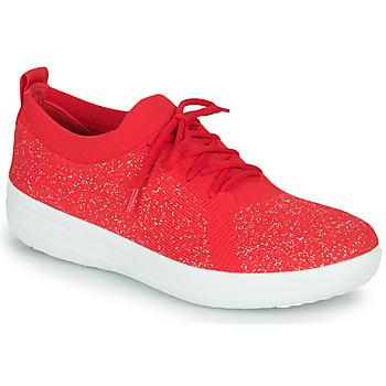 Sapatos Mulher Sapatilhas FitFlop F-SPORTY UBERKNIT SNEAKERS Vermelho