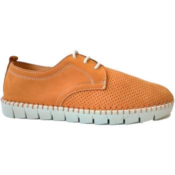 Sapatos Homem Sapatos Primocx Atacadores homem amplo especial confortá marrón