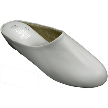Sapatos Mulher Chinelos Deisidro Tênis mulher abrir a pele de volta para blanco
