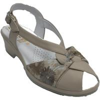 Sapatos Mulher Sandálias Made In Spain 1940 Sandálias reclináveis mulheres beigs mui beige