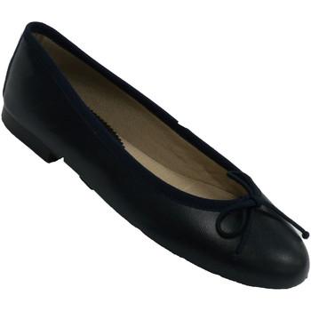 Sapatos Mulher Mocassins Deisidro Modelo de mulher sapatos de ballet model azul