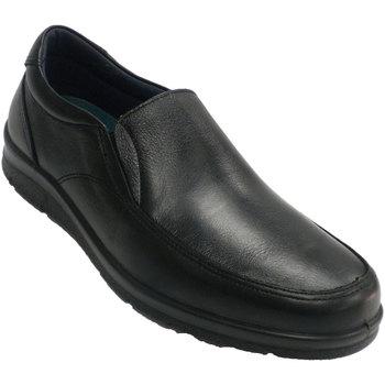 Sapatos Homem Mocassins Pitillos Homem inverno sapato de borracha nas lat negro