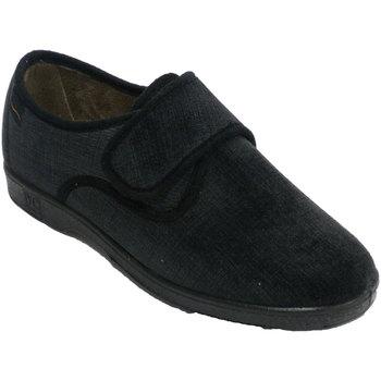 Sapatos Mulher Chinelos Doctor Cutillas Sapato de inverno mulher muito confortáv negro