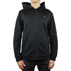 Textil Homem Sweats 4F Men Hoodie X4Z18-BLM201BLK
