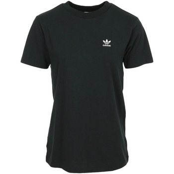 Textil Mulher T-Shirt mangas curtas adidas Originals Styling Complements Tee Wn's Preto
