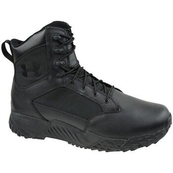 Sapatos Homem Sapatos de caminhada Under Armour Stellar Tactical Preto
