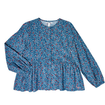 Textil Rapariga Tops / Blusas Pepe jeans ISA Azul