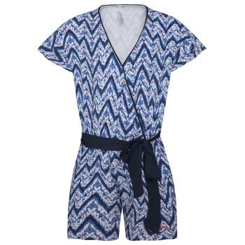 Textil Rapariga Macacões/ Jardineiras Pepe jeans CLEA Azul