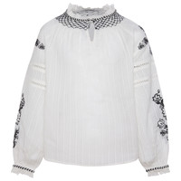 Textil Rapariga Tops / Blusas Pepe jeans RONIE Branco