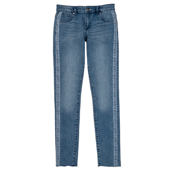 Textil Rapariga Gangas Skinny Guess GABIN Azul