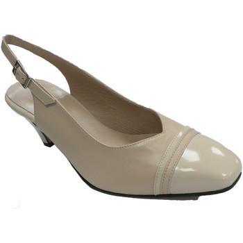 Sapatos Mulher Sandálias Trebede Mulher, vestido, sapatos, abertos, costa beige