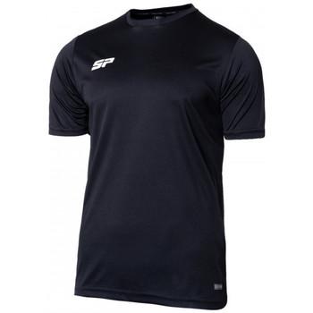 Textil T-Shirt mangas curtas Sp Fútbol Valor Preto
