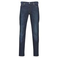 Textil Homem Calças de ganga slim Levi's 511™ SLIM FIT Azul