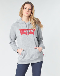 Textil Mulher Sweats Levi's GRAPHIC SPORT HOODIE Cinza