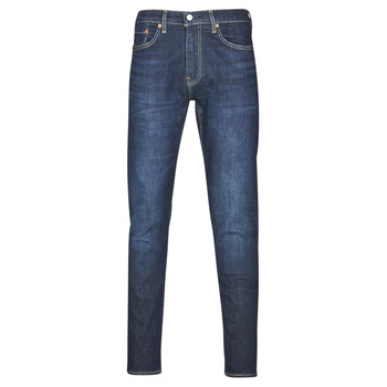 Textil Homem Calças de ganga slim Levi's 512™ SLIM TAPER FIT Azul