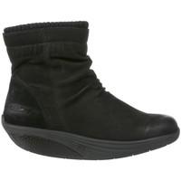 Sapatos Mulher Botins Mbt KENDU BOOT W BOOTS BLACK
