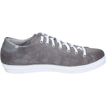 Sapatos Homem Sapatilhas Ossiani Sneakers BP216 Cinza