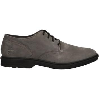Sapatos Homem Sapatos Timberland A1ZND SAWYER Gris