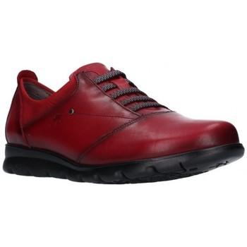 Sapatos Mulher Sapatilhas Fluchos F0354 Mujer Burdeos rouge
