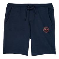 Textil Rapaz Shorts / Bermudas Jack & Jones JJISHARK Marinho