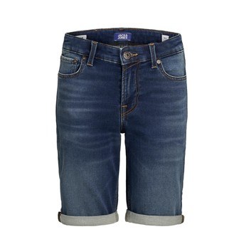Textil Rapaz Shorts / Bermudas Jack & Jones JJIRICK Azul