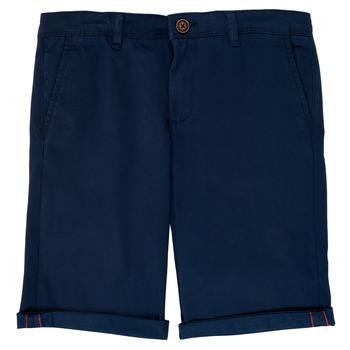 Textil Rapaz Shorts / Bermudas Jack & Jones JJIBOWIE Marinho