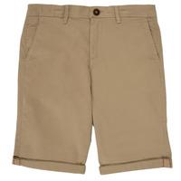 Textil Rapaz Shorts / Bermudas Jack & Jones JJIBOWIE Bege