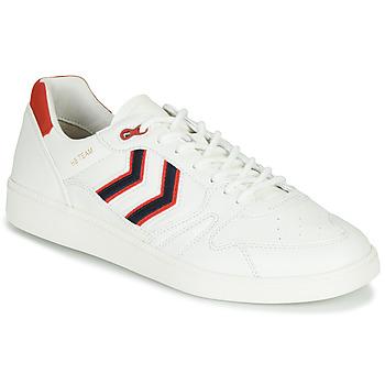 Sapatos Homem Sapatilhas Hummel HB TEAM CREST Branco