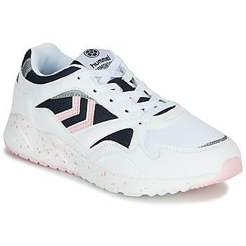 Sapatos Mulher Sapatilhas Hummel EDMONTON Branco