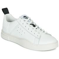 Sapatos Homem Sapatilhas Diesel S-CLEVER LOW Branco
