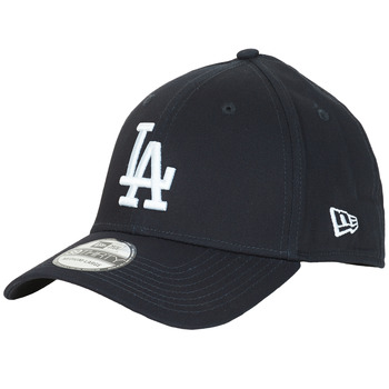 Acessórios Boné New-Era LEAGUE BASIC 39THIRTY LOS ANGELES DODGERS Preto / Branco