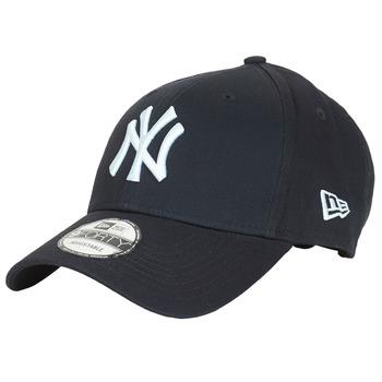 Acessórios Boné New-Era LEAGUE BASIC 9FORTY NEW YORK YANKEES Marinho / Branco