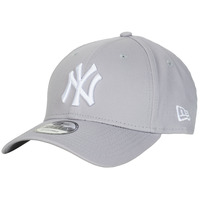 Acessórios Boné New-Era LEAGUE BASIC 9FORTY NEW YORK YANKEES Cinza / Branco