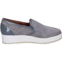 Sapatos Mulher Slip on Carmens Padova BP220 Cinza