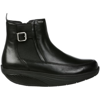 Sapatos Mulher Botas baixas Mbt CHELSEA BOOT W BOOTS BLACK