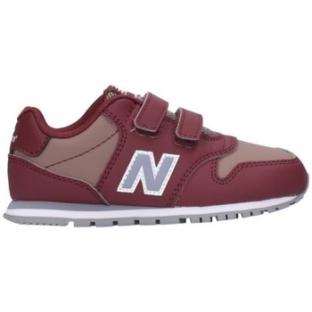 Sapatos Mulher Sapatilhas New Balance YV500EC-IV500EC Mujer Burdeos rouge