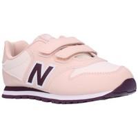 Sapatos Mulher Sapatilhas New Balance YV500EB-IV500EB Mujer Nude rose