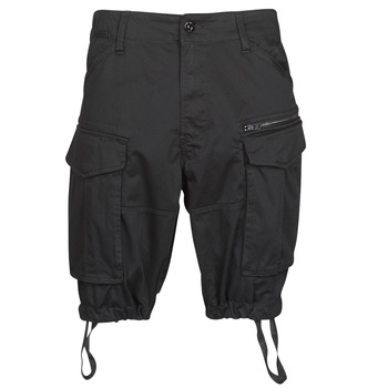 Textil Homem Shorts / Bermudas G-Star Raw ROVIC ZIP RELAXED 12 Preto